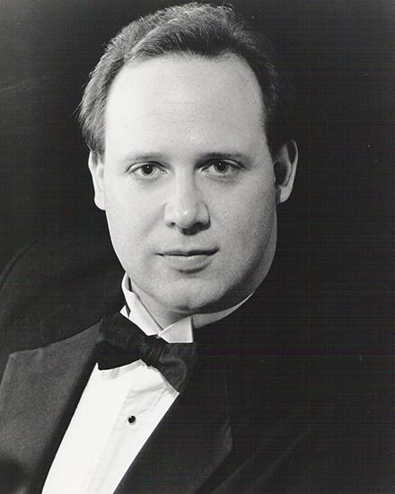 Photo of Jeffrey Fahnestock, tenor