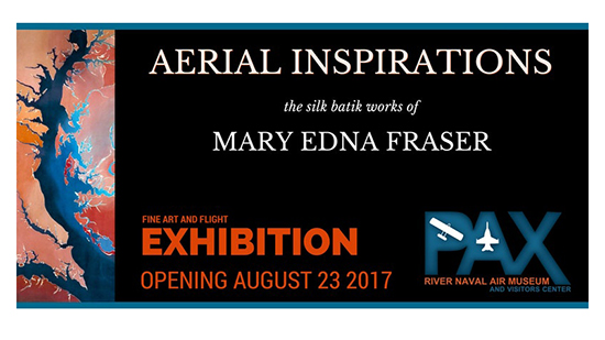 Aerial Inspirations Event Poster