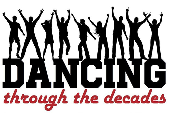 Dancing through the Decades poster