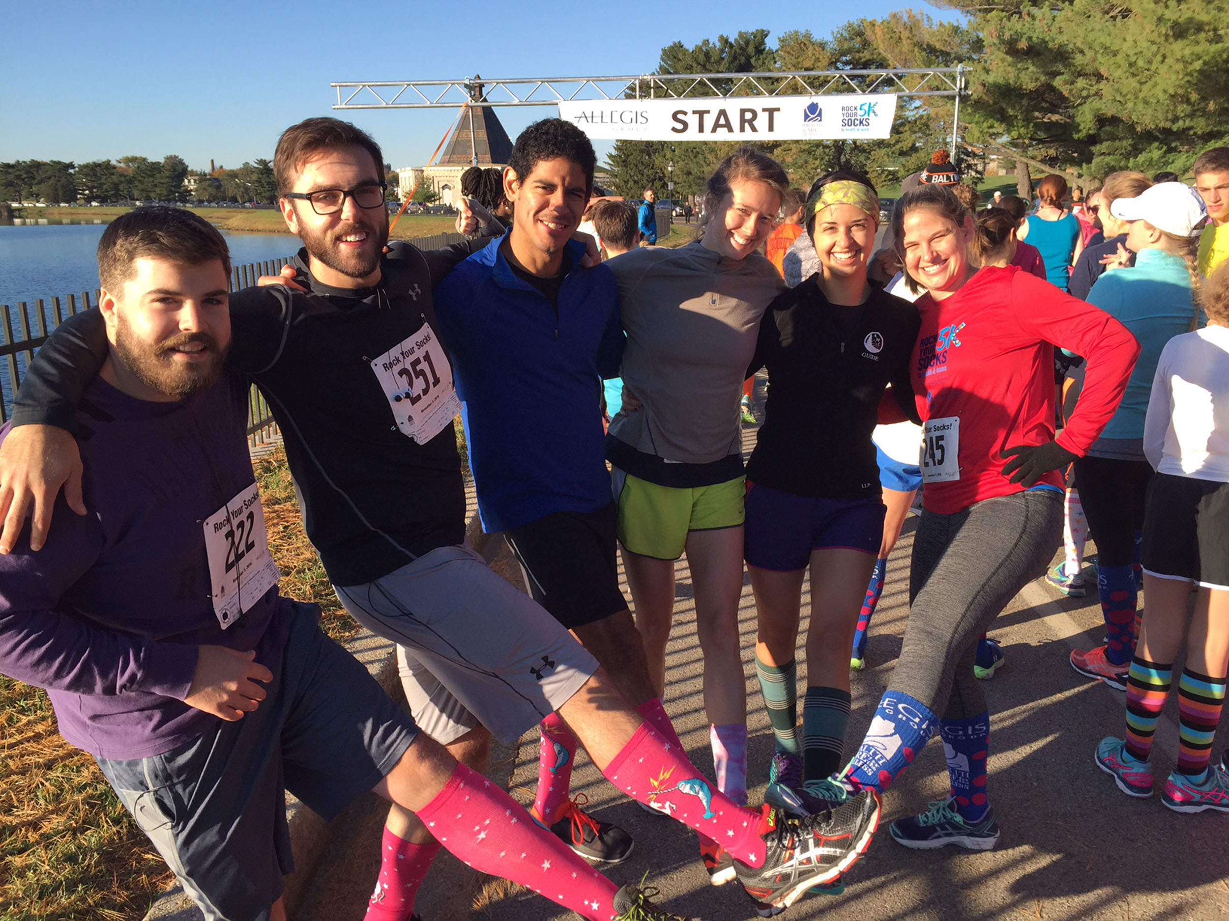 Rock Your Socks 5K
