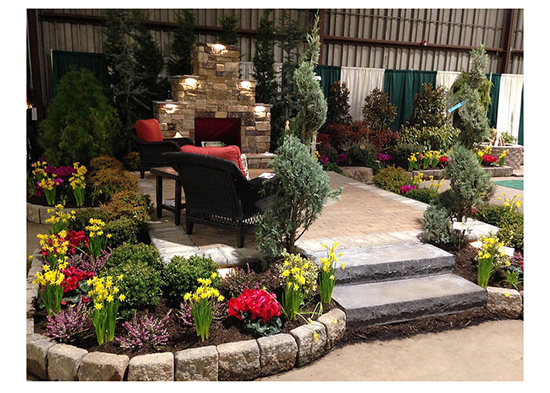 Landscaping at MD Home and Garden Show