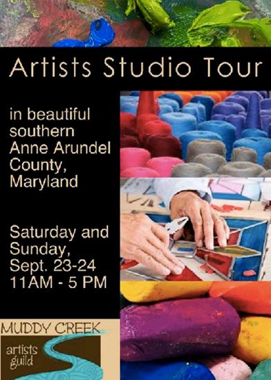 Studio Tour Booklet Cover