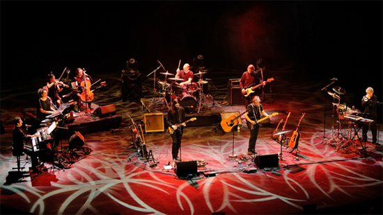 Photo of Musicians performing Classic Albums Live - The Wall
