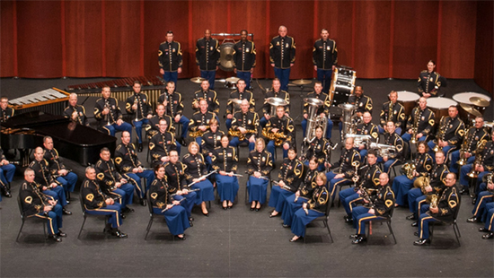 Photo of Pershing's Own US Army Band