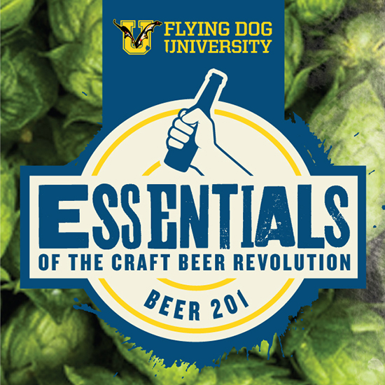Logo for Beer 201 Essentials