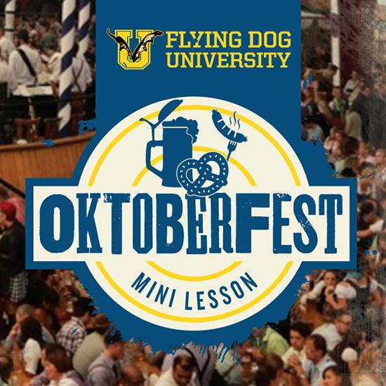 Flying Dog University - Oktoberfest logo