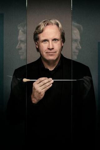 BSO Principal Guest Conductor Markus Stenz