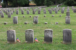 Picture of Antietam National Cemetery