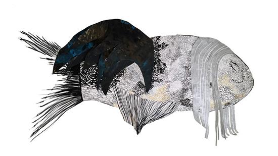 Collage by Megan Hildebrandt