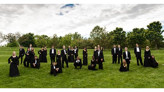 UMD Concert Choir, Edward Maclary, Director, Choral Activities
