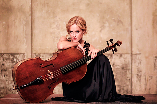 Photo of Sol Gabetta