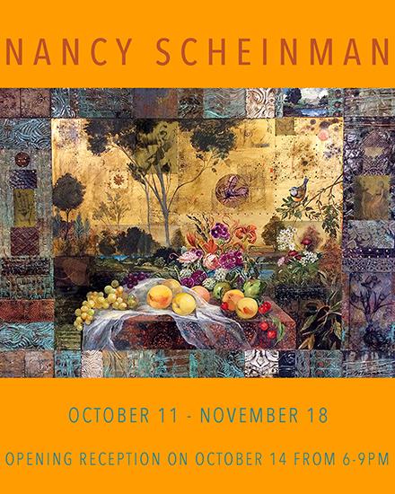 Nancy Scheinman Reception flyer