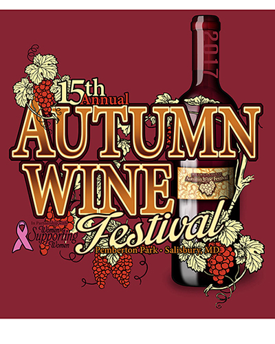 Autumn Wine Festival logo