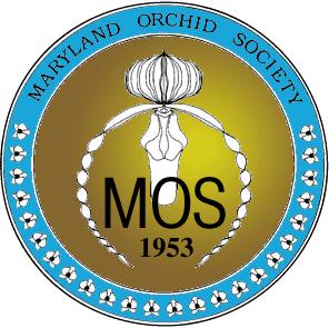 Maryland Orchid Society logo