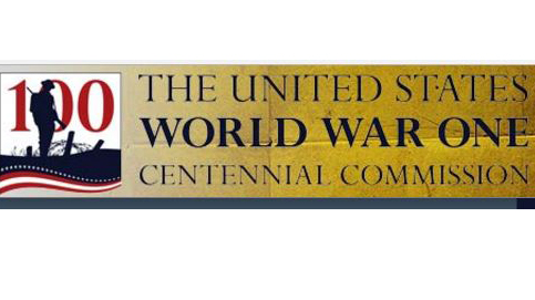 US World War One Centennial Commission logo