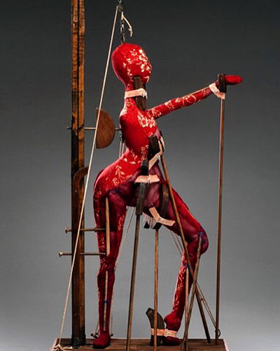 Figurative Sculpture artwork