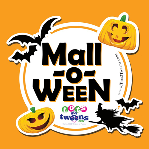 Mall-O-Ween Poster
