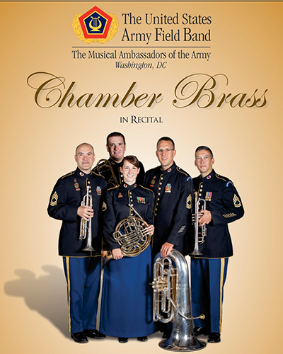 US Army Field Band's Chamber Brass Ensemble