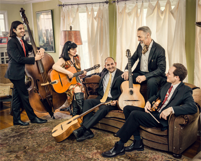 The Hot Club of San Francisco Group