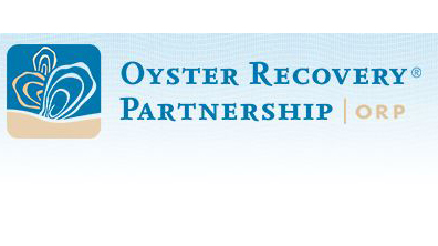 Logo for the Oyster Recovery Partnership