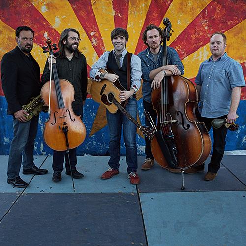 Ronstadt Brothers Y Los Tucsonenses