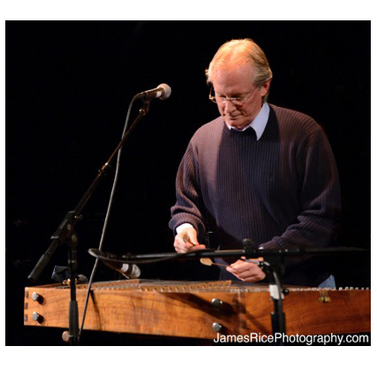 Hammered dulcimer virtuoso Walt Michael