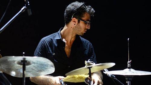 World Percussion Master Tareq Rantisi