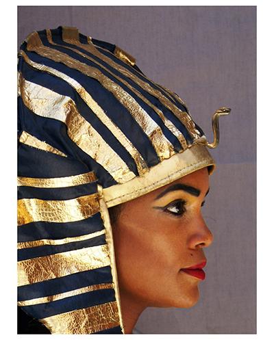 Michal Roxie Johnson as Hatshepsut - Female King