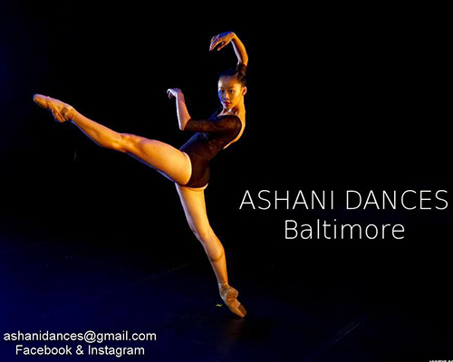 Ashani Dances poster