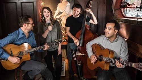 Hot Club of Baltimore - Gypsy Jazz