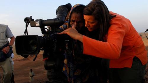 Still Photo from POV Film - Cameraperson