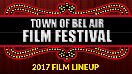 Town of Bel Air Film Festival logo