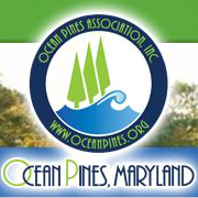 logo for Ocean Pines Maryland community