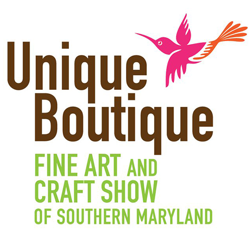 Unique Boutique Fine Arts and Crafts Show logo