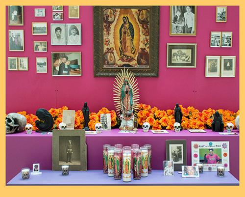 Photo: Talisman for Día de los Muertos