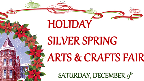 Christmas Market and Holiday Craft Show poster