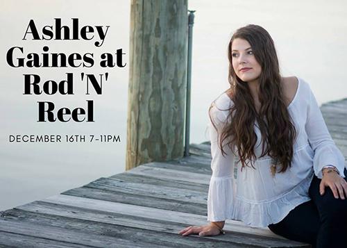 Photo of Ashley Gaines