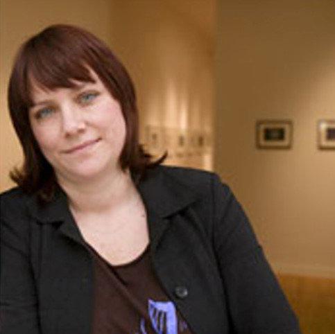 Art Curator Jayme McLellan