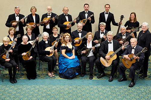 The Baltimore Mandolin Orchestra