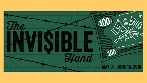 The Invisible Hand poster