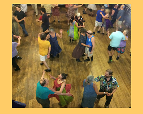 2nd Saturday Contra Dance