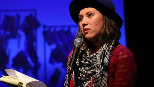Alexandra Kelly Colburn in termiNATION