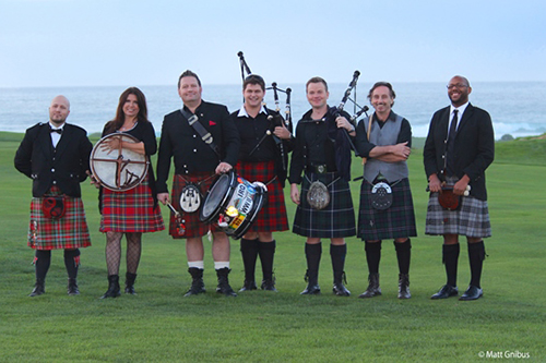 The American Rogues celtic band