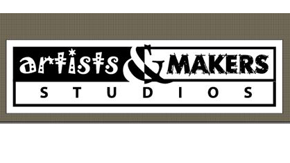 Artists & Makers Studios' logo