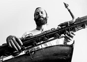 Colin Stetson, saxophone