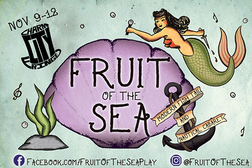 Fruit of the Sea at Charm City