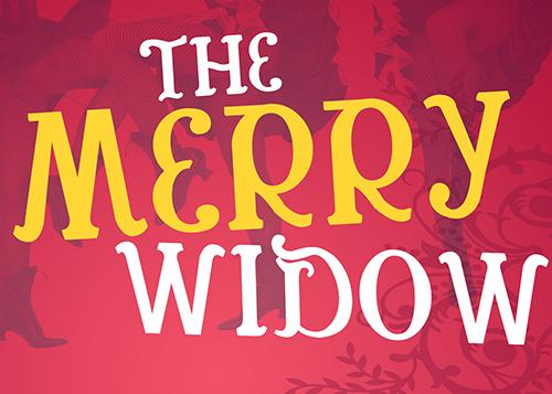 The Merry Widow by Franz Lehar