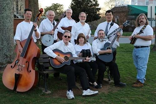 Kentlands Acoustic Jam musicians