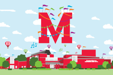 Maryland Day at UMD logo
