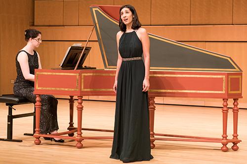 Musica Spira performs at UMBC.